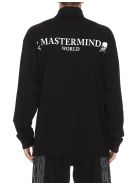 MASTERMIND WORLD Long Sleeves T-shirt - Black