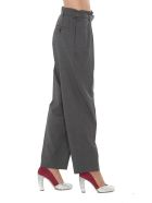 Miu Miu Elegant Trousers - Grey