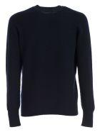 Drumohr Sweater Crew Neck Geelong - Blu