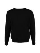 Boutique Moschino Wool And Cashmere Pullover - black