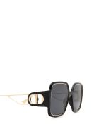 Dior Dior 30montaigne2 Black Gold Sunglasses - 2M2/2K