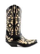 Sendra Texano Boots - Black