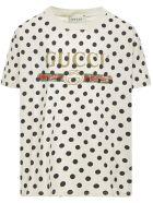 Gucci Junior T-shirt - Cream