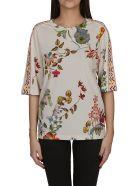 Etro Flower Print T-shirt