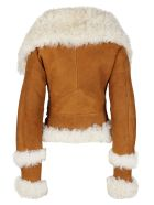 Dsquared2 Brown Leather Jacket - Brown