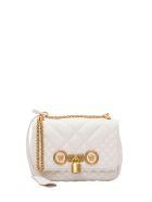 Versace Icon Crossbody Bag - Bianco