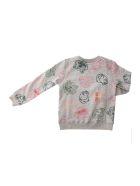 Kenzo Ghita Crazy Jungle Sweatshirt - Grigio