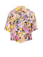 Chiara Ferragni Collage Boxy Shirt - Multicolor
