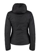 K-Way Lily Reversible Padded Jacket - black