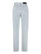 Alberta Ferretti High-rise Carrot-fit Jeans - Denim