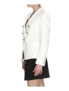 Balmain Double Breasted 6 Buttons Blazer - White