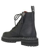 Proenza Schouler Proenza Schoulder Boots - Nero