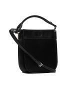 Prada Logo Shoulder Bag - Nero