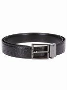 Bally Astor Belt - Black