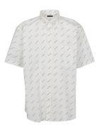 Balenciaga Shirt - White/black
