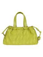 The Attico Green Mini Bag - Pistacchio