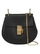 Chloé Drew Shoulder Bag - Black