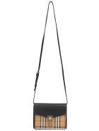 Burberry Baby Macken Shoulder Bag - Black