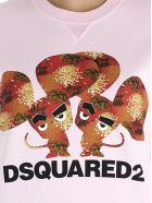 Dsquared2 'chinese New Year' Sweatshirt - Pink