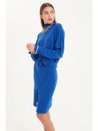 Antonella Rizza EMILY Skirt - Blu Eletric