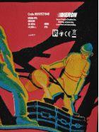 HERON PRESTON Polo Metal Worker - Black