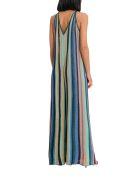 M Missoni Lurex Knit Jumpsuit - Multicolor