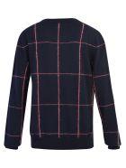 Paul Smith Intarsia Sweater - Blue