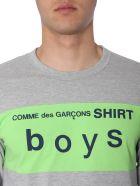Comme des Garçons Shirt Boy Long Sleeve T-shirt - MULTICOLOR