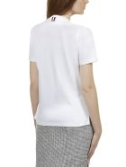 Thom Browne Classic T-shirt - White