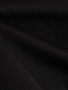 Sara Battaglia Shirt L/s W/cape - Nero