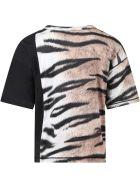 Molo Multicolor ''odessa'' T-shirt For Girl - Multicolor