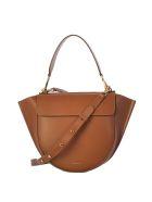 Wandler Hortensia Medium Shoulder Bag - Tan Tan