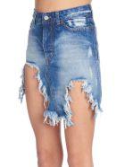 Forte Couture Skirt - Light blue