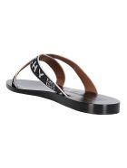 Givenchy Sandals - Black/white
