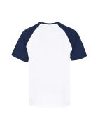 Lanvin Logo Print Cotton T-shirt - White