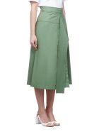 SportMax High-waisted Skirt - Green