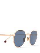 AHLEM Ahlem Place Dauphine Rose Gold Sunglasses - ROSE GOLD