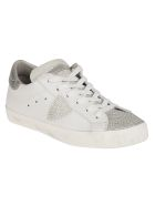 Philippe Model Studded Sneakers - White