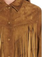 Golden Goose 'ayumi' Jacket - Brown