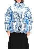 IENKI IENKI Michlin Belted Down Jacket - LIGHT BLUE (Blue)