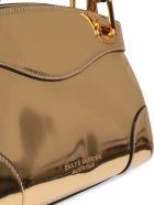 Ralph Lauren Gold Bag - Gold