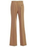 Joseph Pants Skinny Wool Polyester - Camel
