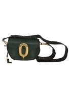 Lancel Bold Shoulder Bag - Dark Green