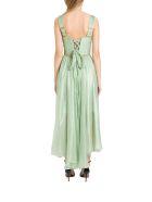 Maria Lucia Hohan Sorena Dress - Verde