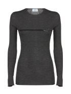Prada Linea Rossa Crew Neck Sweater - Antracite