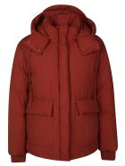 Kenzo Classic Padded Jacket - Red