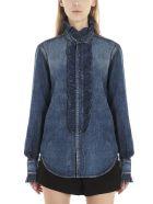 Saint Laurent Shirt - Blue