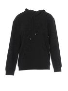 McQ Alexander McQueen Boyfriend Hoodie With Swallow Detail - Black