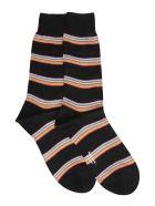 Paul Smith Cotton Blend Socks - MULTICOLOR