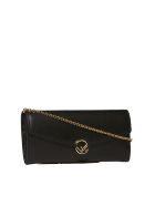 Fendi Envelope Mini Bag - Black